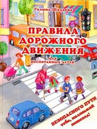 Правила дорожного движения для воспитанных детей