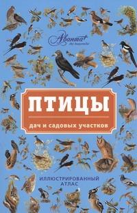 Бабенко В.Г. - Птицы дач и садовых участков обложка книги