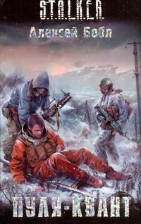 Бобл Алексей - Пуля - квант обложка книги
