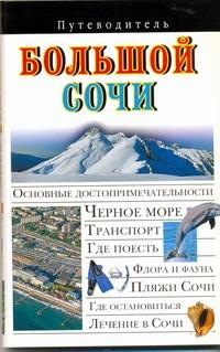 Сингаевский В.Н. - Путев. Большой Сочи обложка книги