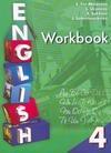 Рабочая тетрадь к учебнику английского языка для 4класса общеобразовательных учр обложка книги