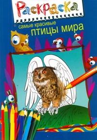 Дорофеев И.К. - Раскраска. Самые красивые птицы мира обложка книги