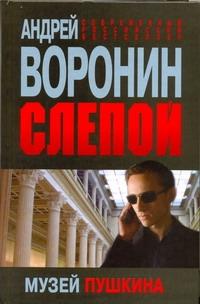 Слепой. Музей Пушкина обложка книги