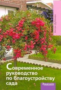 Дубенюк А.П. - Современное руководство по благоустройству сада обложка книги
