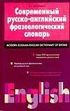Квеселевич Д.И. - Современный русско-английский фразеологический словарь' обложка книги