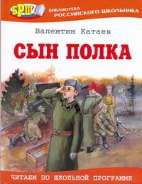 Гринштейн И, Катаев В.П. - Сын полка обложка книги