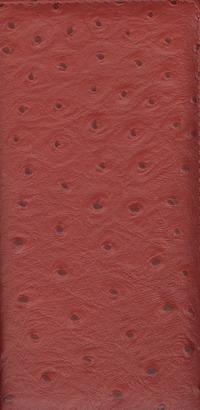 - Телефонная книга Арт.Т08-03Н Найроби Красный 80х160 обложка книги
