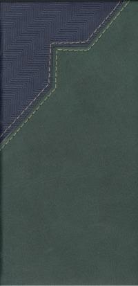 - Телефонная книга Арт.Т08-04МД Мадейра Сине-зеленый 80х160 обложка книги