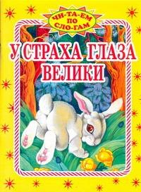 У страха глаза велики обложка книги