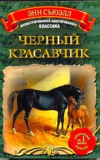 Черный Красавчик обложка книги