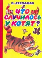 Степанов В.Д. - Что случилось у котят?' обложка книги