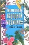 Энциклопедия народной медицины [в таблицах и схемах] обложка книги