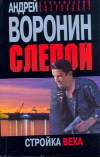 Воронин А.Н. - Слепой. Стройка века обложка книги