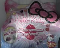 Мини товар.Hello Kitty. Драгоценные сердечки(1бол. кор=8Х12мал)
