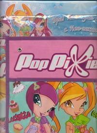 - Winx.Журнал POP PIXIE №1/2012 обложка книги