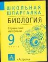 Рябинина М.Ю. - Биология. 9 класс обложка книги