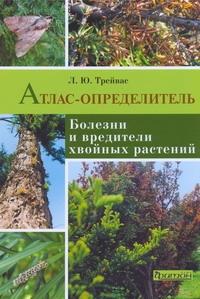 Трейвас Л.Ю. - Болезни и вредители хвойных растений обложка книги