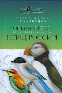 Беме И.Р., Беме Р.Л., Кузнецов А.А. - Определитель птиц России обложка книги