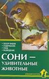 Рахманов А.И. - Сони-удивительные животные обложка книги