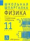 Слонимская И.С., Слонимский Л.И. - Физика. 11 класс обложка книги