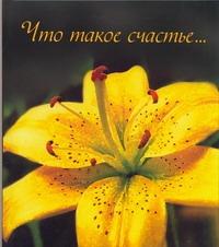 - Что такое счастье… обложка книги
