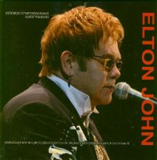 Болмер Элизабет - Elton John обложка книги