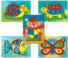 - Пазл-мини 15А.2003Мои игрушки/2 5 видов обложка книги