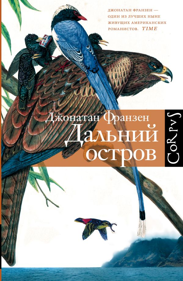 Дальний остров Франзен Д.