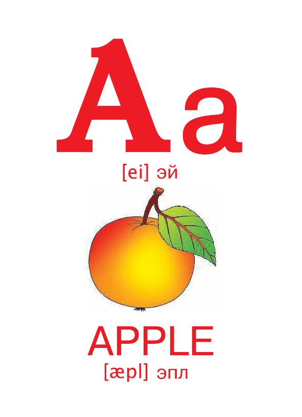 Apple перевод с английского на русский язык