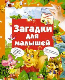Матюшкина К. - Загадки для малышей обложка книги