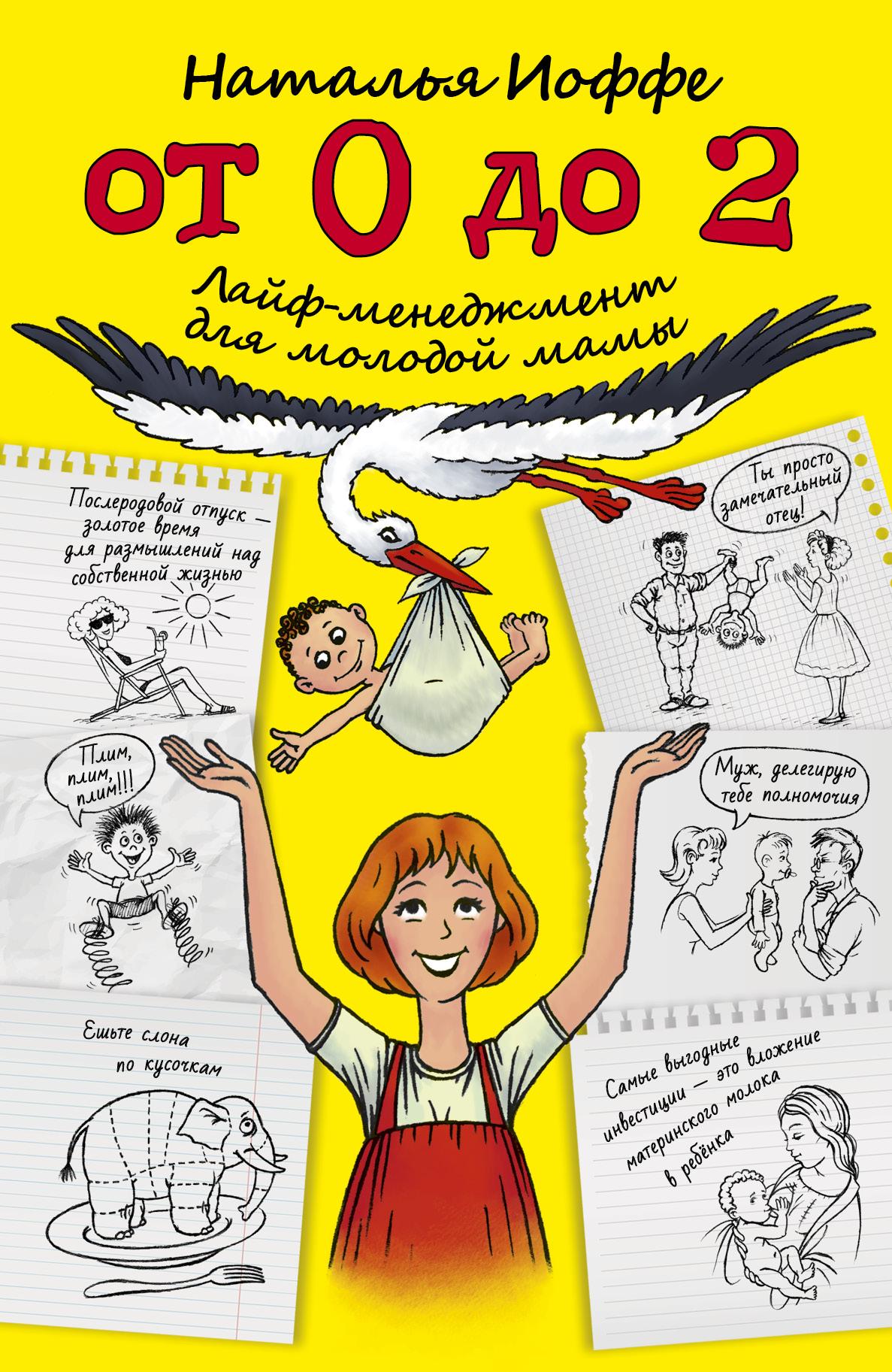 От 0 до 2. Лайф-менеджмент для молодой мамы ( Иоффе Наталия  )