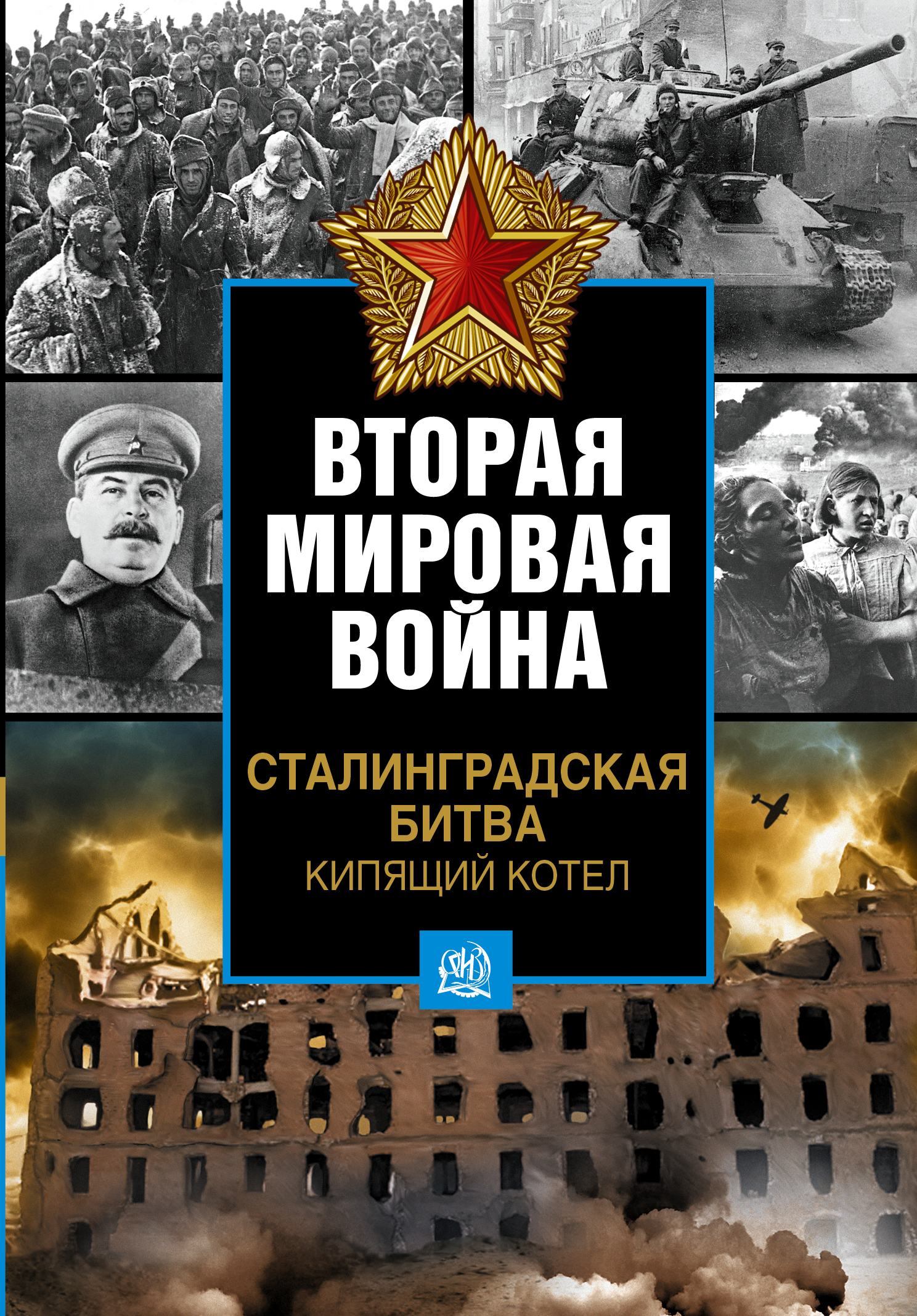 Сталинградская битва. Кипящий котел от book24.ru