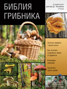 Матанцев А.Н. - Библия грибника обложка книги