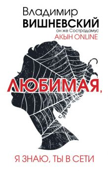 Вишневский В.П. - Акын online. Любимая, я знаю, ты в сети обложка книги