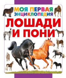 Спектор А.А. - Лошади и пони обложка книги