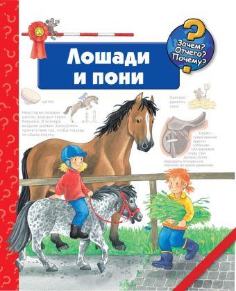 Лошади и пони Андреа Эрне