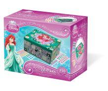 - Чудо-Тв. Disney Princess™  Мозаика-шкатулка Ариель арт.00406 обложка книги