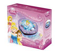 - Чудо-Тв. Disney Princess™  Мозаика-шкатулка Золушка арт.00405 обложка книги