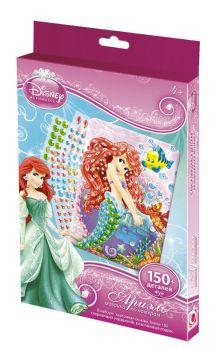 - Чудо-Тв. Disney Princess™ Мозаика  -сингл Ариель арт.68921 обложка книги