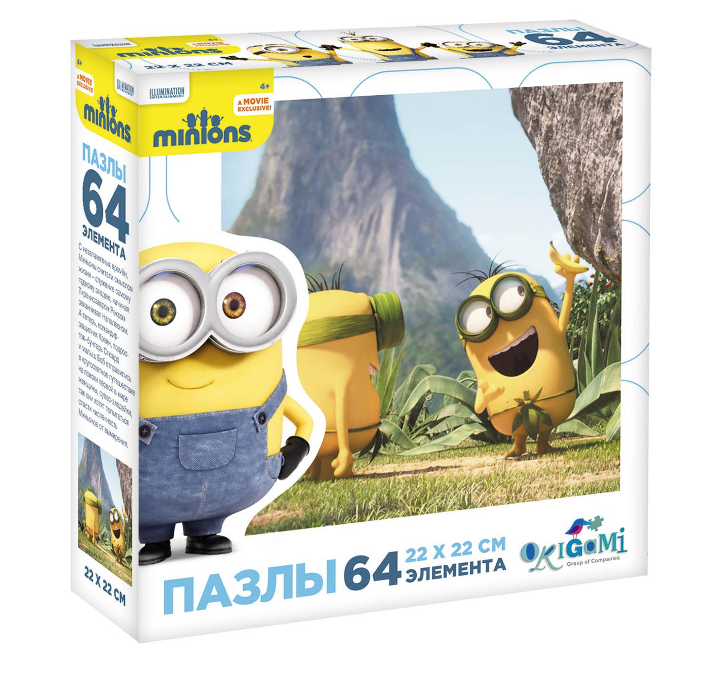 Minions.Пазл.64A.01702