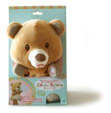 - I.C.Chatty Puppets Игрушка-повторюшка Медвежонок, одевается на руку, арт.01736 обложка книги