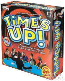 - МФ.Наст.игр.: Time's up! обложка книги