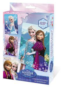 - Чудо-Тв. Disney™ Мозаика самокл. Набор Frozen арт.01674 обложка книги