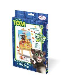 - Чудо-тв.™ Talking Friends™ Мозаика-алмазные узоры Том и Рыжик арт.02083 обложка книги
