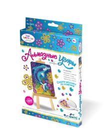 - Чудо-тв.™ Мозаика-алмазные узоры Дельфин арт. 02072 обложка книги