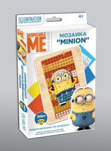 - Чудо-Тв. Minion ™ Мозаика  -сингл Minion на пляже арт. 02277 обложка книги