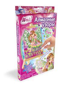 - Чудо-тв.™ Winx™ Мозаика-алмазные узоры Flora арт. 02549 обложка книги
