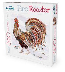 - Пазл 360А.FireRooster Золотой петух.02632 обложка книги