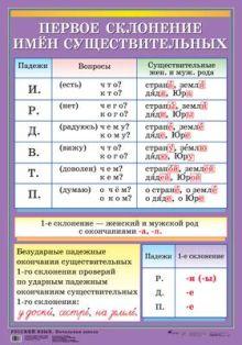 Шукейло В.А., Вохмянина Л.А. - Русский язык. 1-е склонение имен существительных. Личные местоимения обложка книги