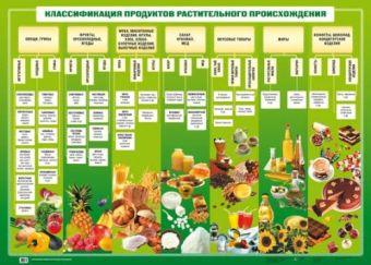 Классиф.продуктов раст.происх/Кл.прод.животного проис(2) Крутова Ю.Н., Мерабова Н.А.